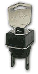 A165KInterrupteurs de sélection à clé
