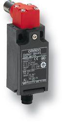 D4NHInterrupteur pour portes de sécurité à charniére